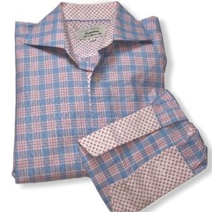Ted Baker Men's Long Sleeve Shirt 15 Classic Fit